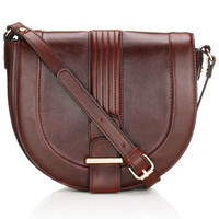 Katie Saddle Bag | Brown | Accessorize