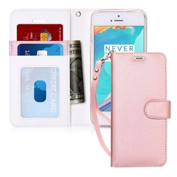 iPhone SE, iPhone 5S, Folio Leather Wallet Case