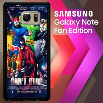 5Sos Rangger V0277 Samsung Galaxy Note FE Fan Edition Case