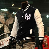 New York Baseball Varsity Jacket