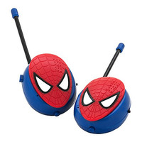 Spiderman 33346 Spiderman Basic Walkie Talkie