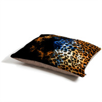 Caleb Troy Leopard Storm Pet Bed