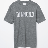 Diamond Supply Co. Terry Short Sleeve Tee
