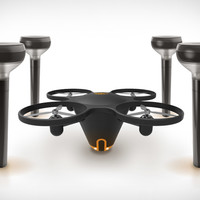Sunflower Drone Security System