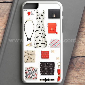 Bows And Sequins_Kate Spade New York iPhone 6 Case | casefantasy