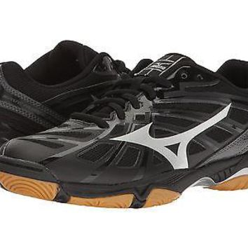 Mizuno Wave Hurricane 3 Womens Black Volleyball Shoes