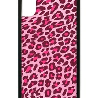 Pink Leopard iPhone X Case