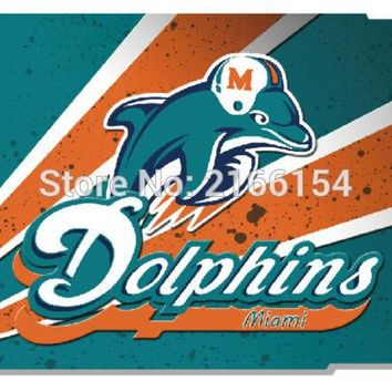 2016 Miami Dolphins Cell phone Cover For iphone 5 5S SE 5C 6 6S Touch 5 6 For Samsung Galaxy J1 J3 J5 J7 A3 A5 A7 A8 Case
