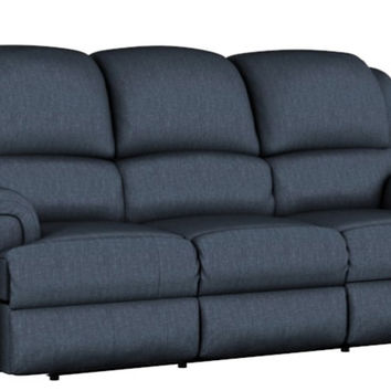 Dual Reclining Color Customizable Sofa Harlow by Palliser