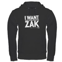 Locked Down Hoodie (dark)> Locked Down WIth Zak> Ghost Adventures T-Shirts & Merchandise