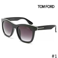 Tom Ford 2018 new men and women anti-UV tide sunglasses F-ZXJ #1