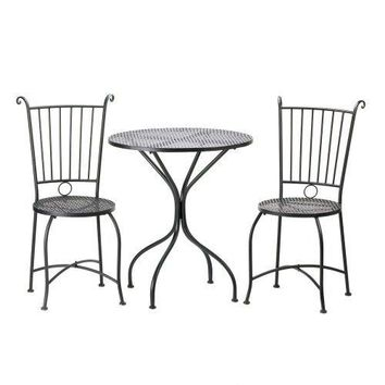 Garden Patio Table And Chair -Set