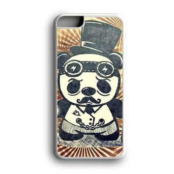 Black Friday Offer Steampunk Panda Art iPhone Case & Samsung Case