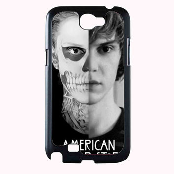 American Horror Story Tate Langdon Evan Peter FOR SAMSUNG GALAXY NOTE 2 **