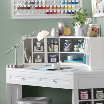 Best martha stewart craft table products on wanelo for Martha stewart craft organizer