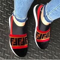 shosouvenir:  Fendi Sporty sports shoes
