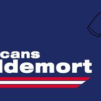 TopatoCo: Republicans for Voldemort T-Shirt