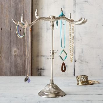 Junk Gypsy Antler Jewelry Display Holder