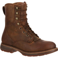 Workin' Rebel by Durango Waterproof Western Lacer Boot