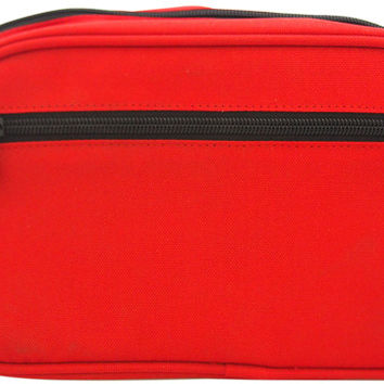 swiss army - victorinox traveler red bag (1 pc)