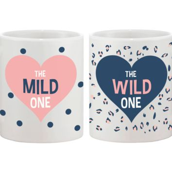 Mild and Wild Coffee Mugs