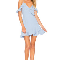 MAJORELLE x REVOLVE Salsa Dress in Cornflower