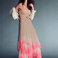 Free People Womens Merrie's Limited Edition Mirror Dress