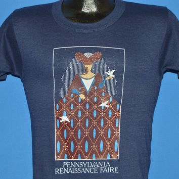 80s Pennsylvania Renaissance Faire t-shirt Extra Small