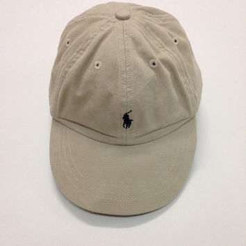 Vintage Polo Ralph Lauren Kids 4-7 Brown color