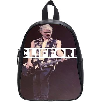 Michael Clifford 5sos School Backpack Large
