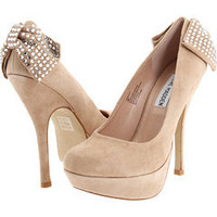 Steve Madden Parfait Blush Suede - Zappos.com Free Shipping BOTH Ways