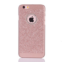 Luxury Crystal Rhinestone Diamond Bling Hard Case Cover For Apple iPhone 6S Plus