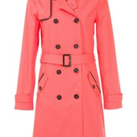 KIOMI THE URBAN TRENCH COAT - Trenchcoat - coral - Zalando.de