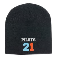 Twenty One Pilots Knit Beanie