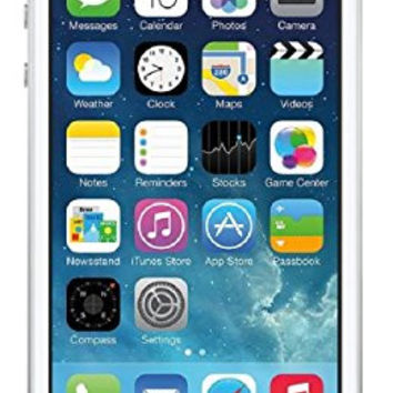 Apple iPhone 5S 16GB Silver GSM Unlocked (Certified Refurbished)