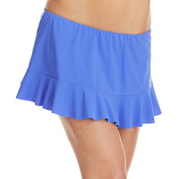 Profile By Gottex Tutti Frutti Ruffled Skirted Hipster Swim Bottoms