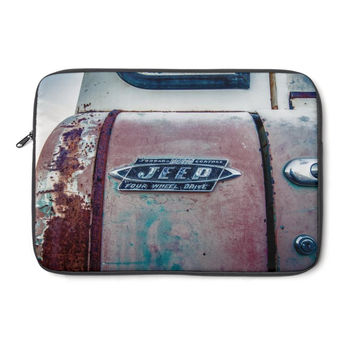Jeep Thing Laptop Sleeve
