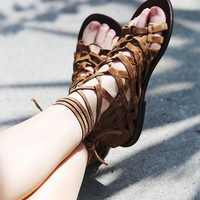 Free People Great Lengths Sandal