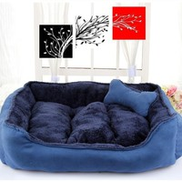 Dog Cotton Dog Bed