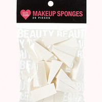 FOREVER 21 Makeup Sponges Cream One