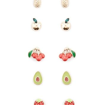 Avocado Earring Set