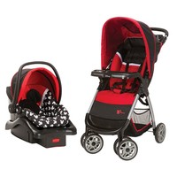 Disney's Mickey Mouse Light 'n Comfy Travel System (Mickey Silhouette)