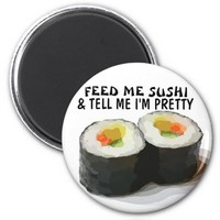 Sushi Magnets, Funny