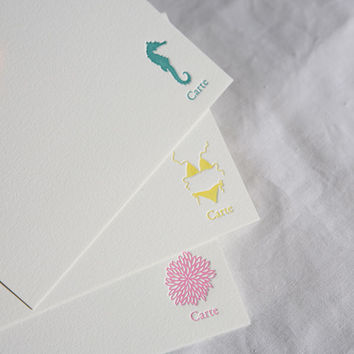 Personal Stationery Workshop