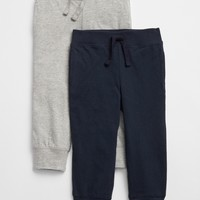 Pull-On Joggers (2-Pack)|gap