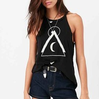 Truly Madly Deeply Tri-Moon Tank Top