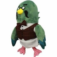 Master (Brewster) Small Plushie ~ Animal Crossing