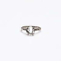 Roost Womens Solitaire Diamond Ring