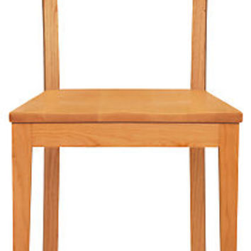 Doyle Chairs with Wood Seat