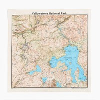 Yellowstone Bandana